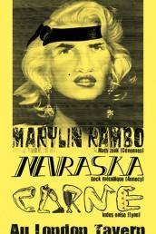 Concert nevraska + carne + Marylin rambo à nime