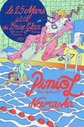 Concert Le brise glace Annecy - Piniol et Nevraska